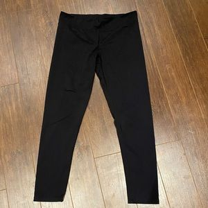 LULULEMON reversible Wunder Under crops